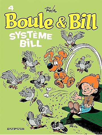 Boule et Bill Vol. 4: Système Bill