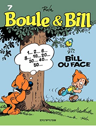 Boule et Bill Vol. 7: Bill ou face