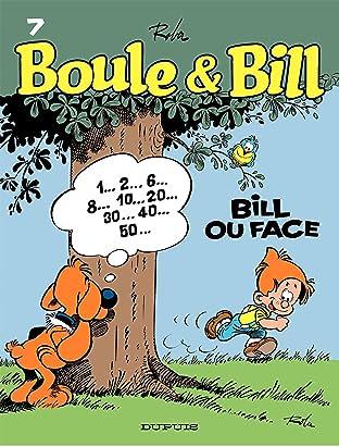 Boule et Bill Vol. 7: Bill ou face
