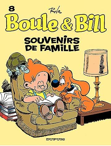 Boule et Bill Vol. 8: Souvenirs de famille