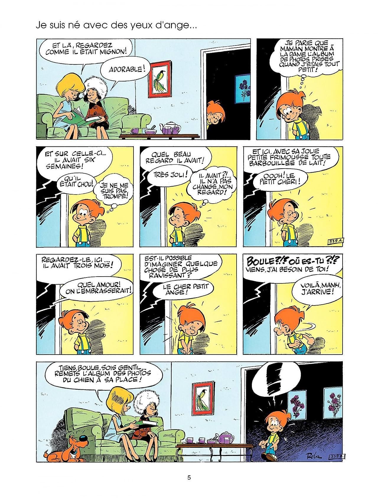 Boule et Bill Vol. 9: Le fauve est lâché