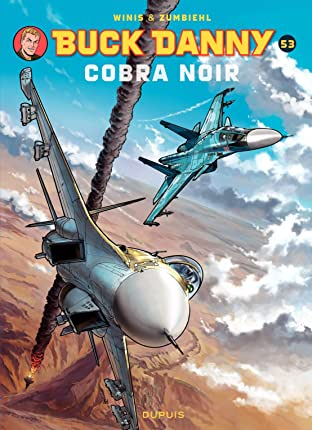 Buck Danny Vol. 53: Cobra Noir