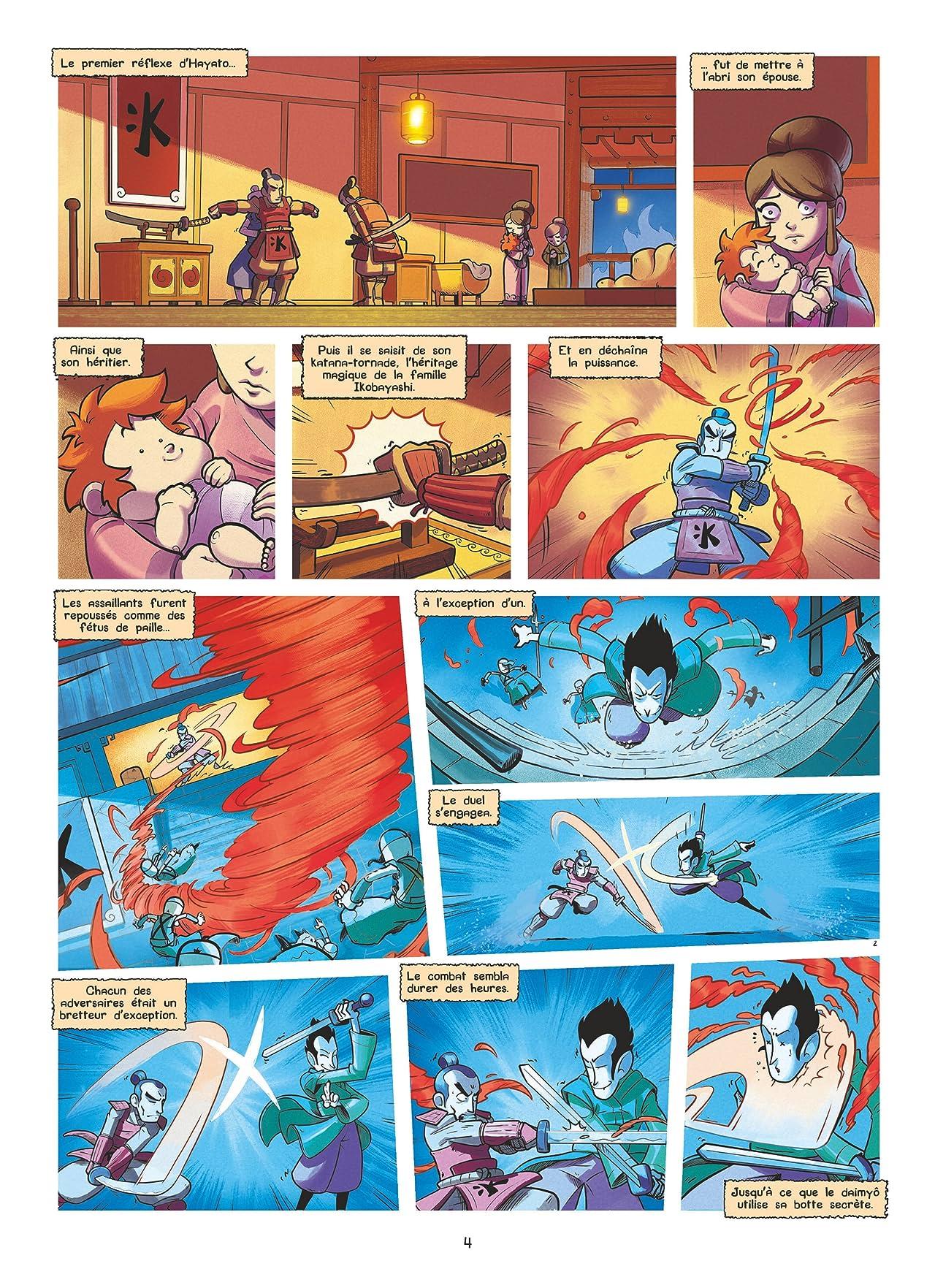 Bushido Vol. 1: Yuki