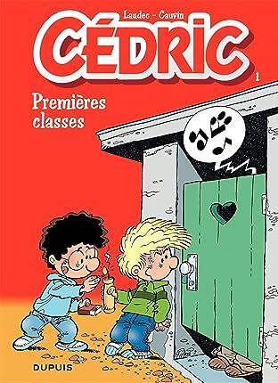 Cédric Vol. 1: Premières classes