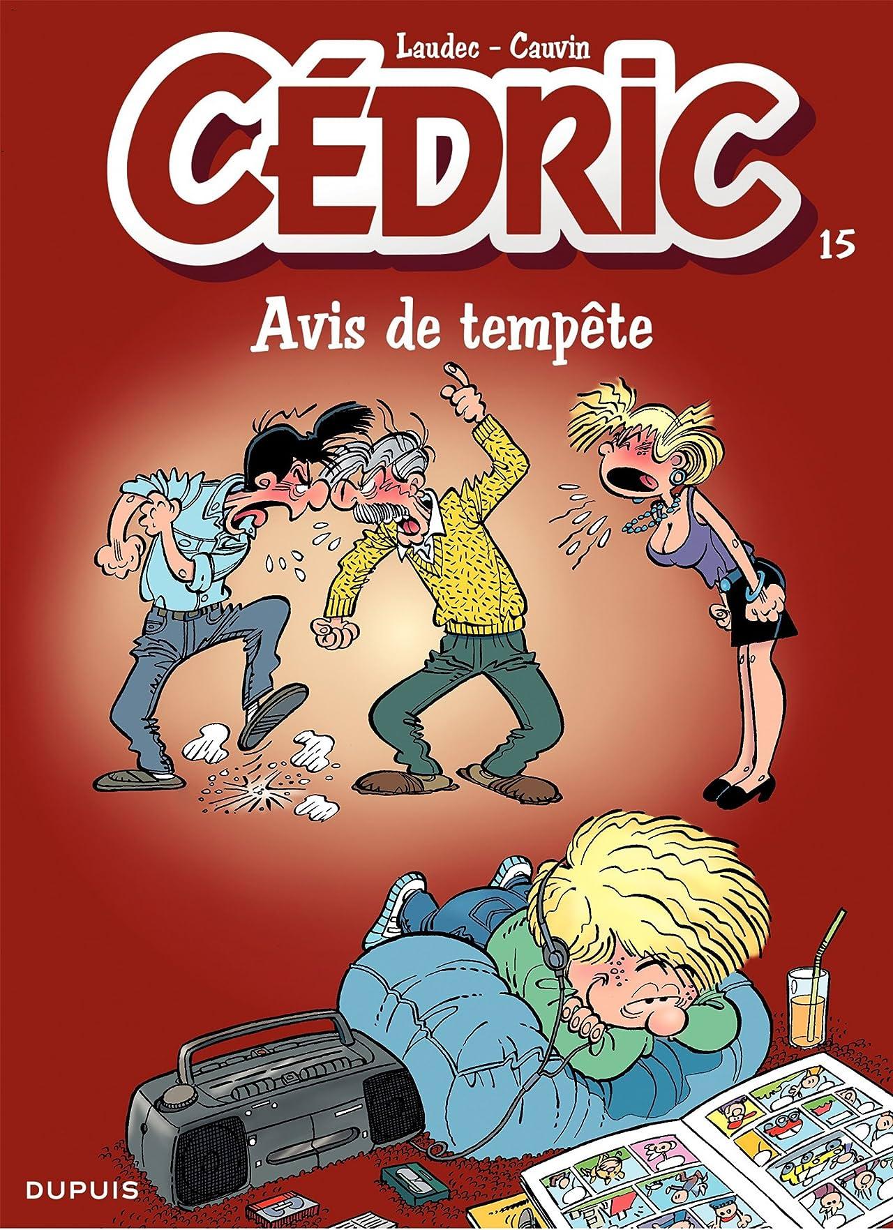 Cédric Vol. 15: AVIS DE TEMPETE