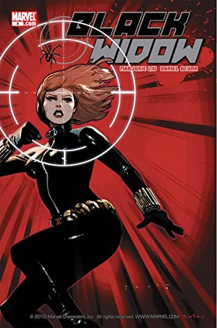 Black Widow (2010) No.4