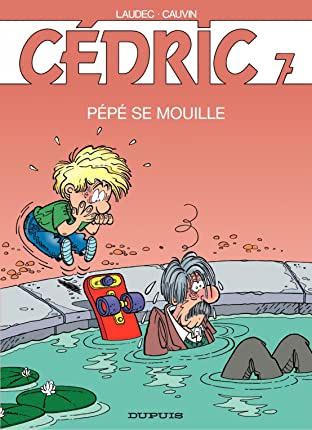 Cédric Vol. 7: PEPE SE MOUILLE