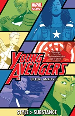 Young Avengers Tome 1: Style > Substance