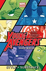 Young Avengers Vol. 1: Style > Substance