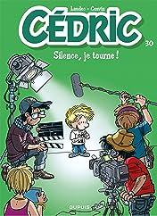 Cédric Vol. 30: Silence, je tourne !