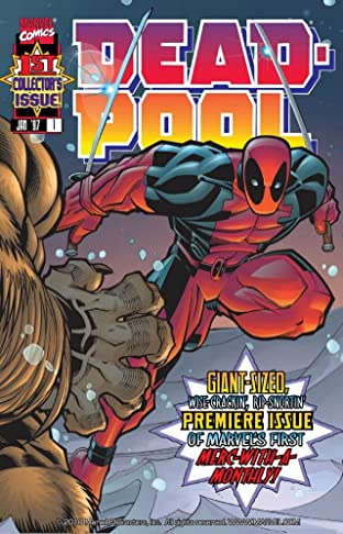 Deadpool (1997-2002) No.1