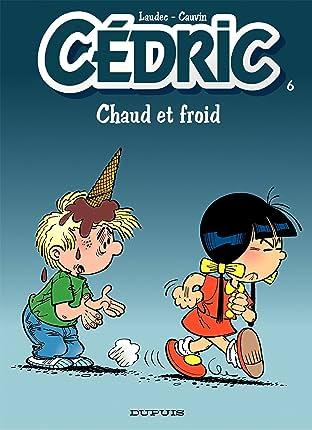 Cédric Vol. 6: Chaud et froid