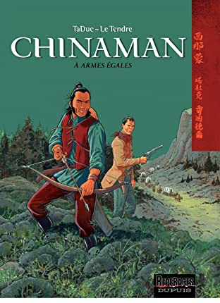 Chinaman Vol. 2: A ARMES EGALES