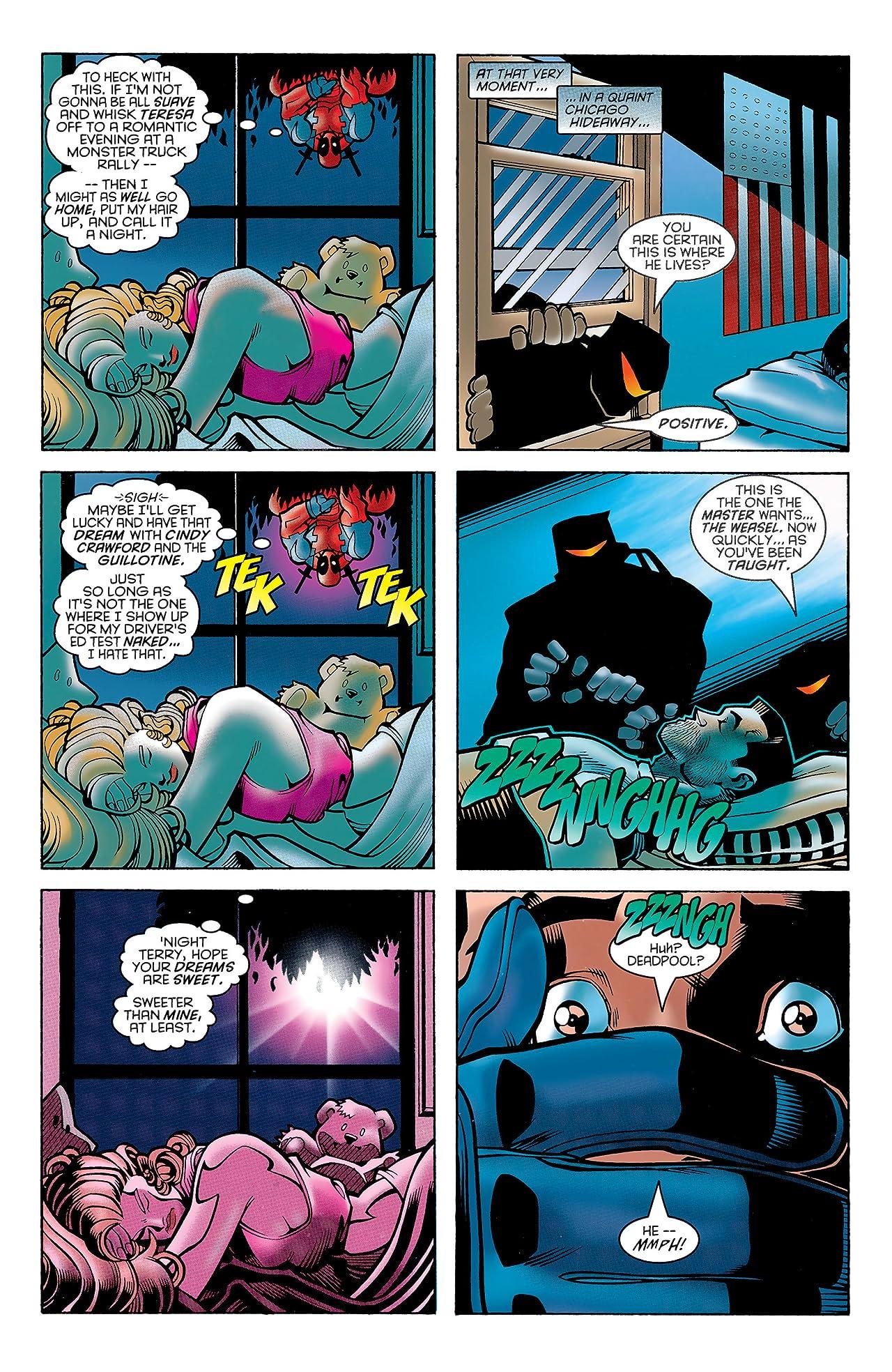 Deadpool (1997-2002) #2