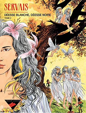 Déesse blanche, déesse noire Vol. 2