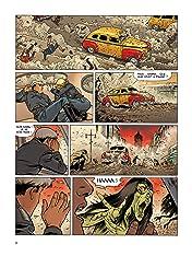 Dent d'ours Vol. 4: Amerika bomber