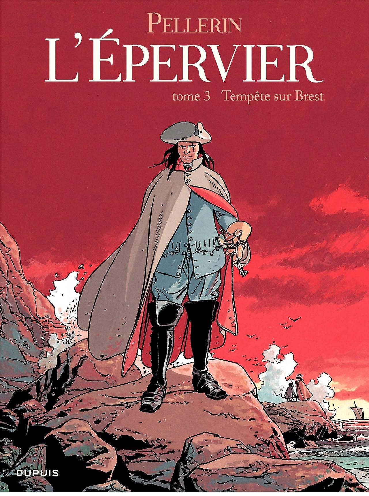 L'Epervier Vol. 3: TEMPETE SUR BREST