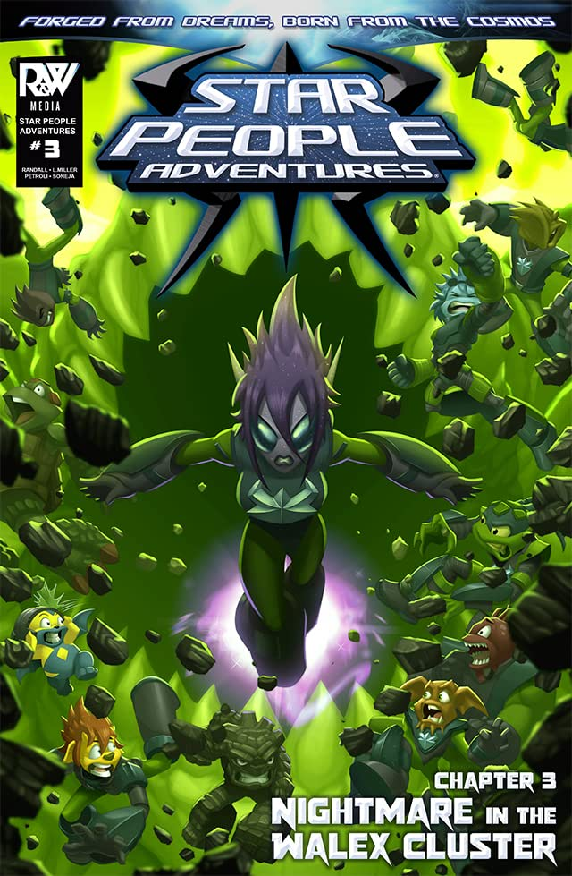 Star People Adventures #3