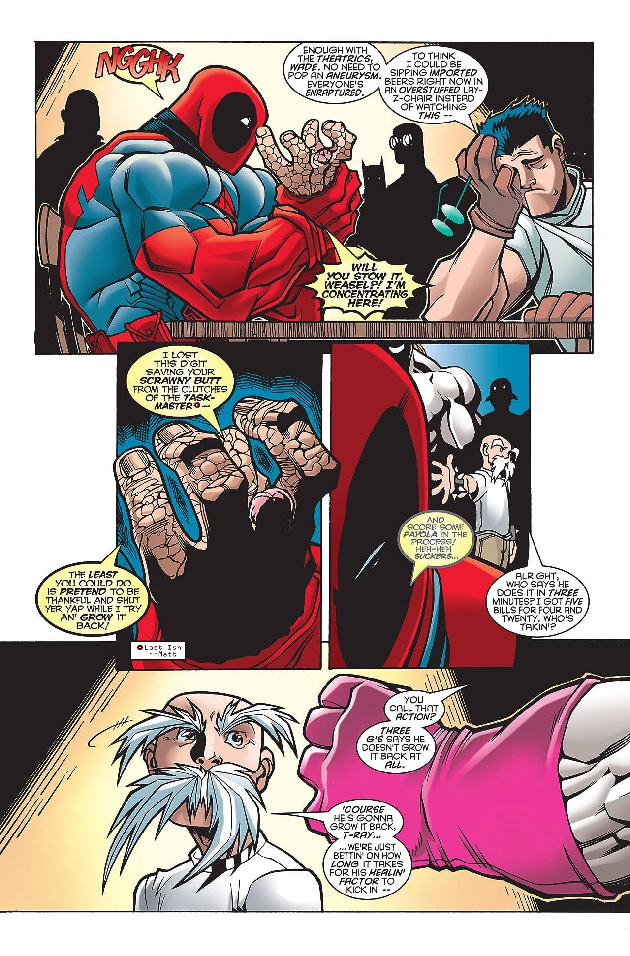 Deadpool (1997-2002) #3