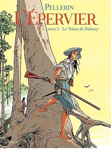 L'Epervier Vol. 5: LE TRESOR DU MAHURY