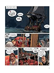 L'Epervier Vol. 6: Les larmes de Tlaloc
