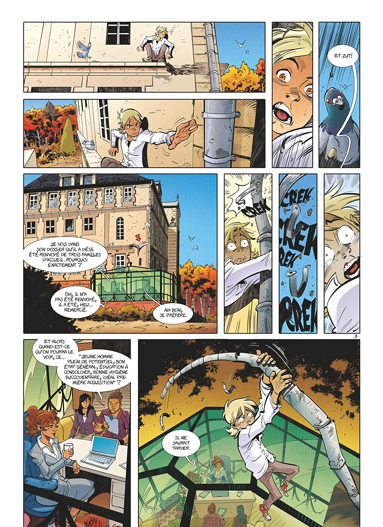 FRNCK Vol. 1: Le début du commencement