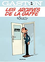 Gaston Tome 1: Les archives de La Gaffe