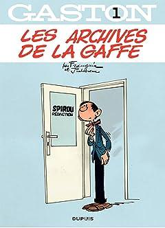 Gaston Tome 1: Les archives de La Gaffe