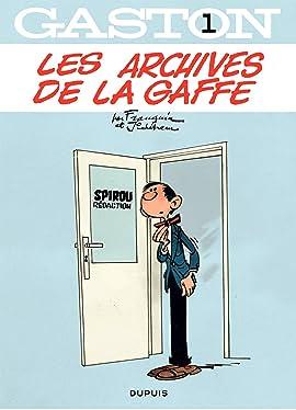 Gaston Vol. 1: Les archives de La Gaffe