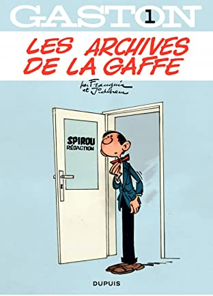 Gaston Vol. 1: Les archives de La Gaffe