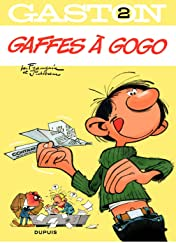 Gaston Vol. 2: Gaffes à gogo