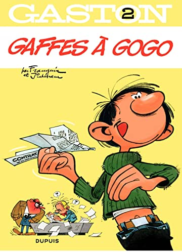 Gaston Vol. 2: Gaffes à gogo