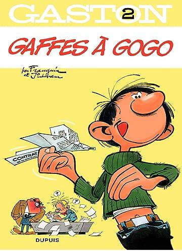 Gaston Tome 2: Gaffes à gogo