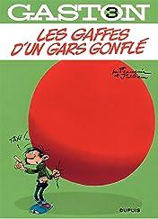Gaston Vol. 3: Les gaffes d'un gars gonflé