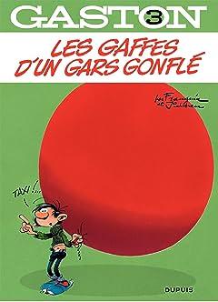 Gaston Tome 3: Les gaffes d'un gars gonflé