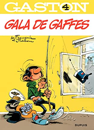 Gaston Vol. 4: Gala de gaffes
