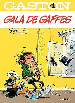 Gaston Tome 4: Gala de gaffes