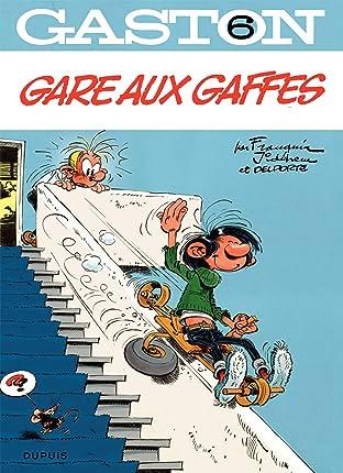 Gaston Vol. 6: Gare aux gaffes