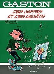 Gaston Vol. 7: Des gaffes et des dégâts