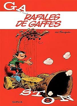 Gaston Vol. 8: Rafales de gaffes