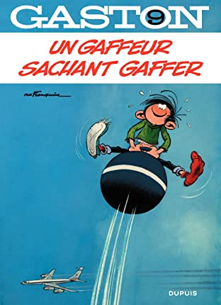 Gaston Tome 9: Un gaffeur sachant gaffer