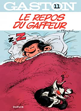 Gaston Vol. 11: Le repos du gaffeur