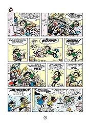 Gaston Vol. 11: Le repos du gaffeur