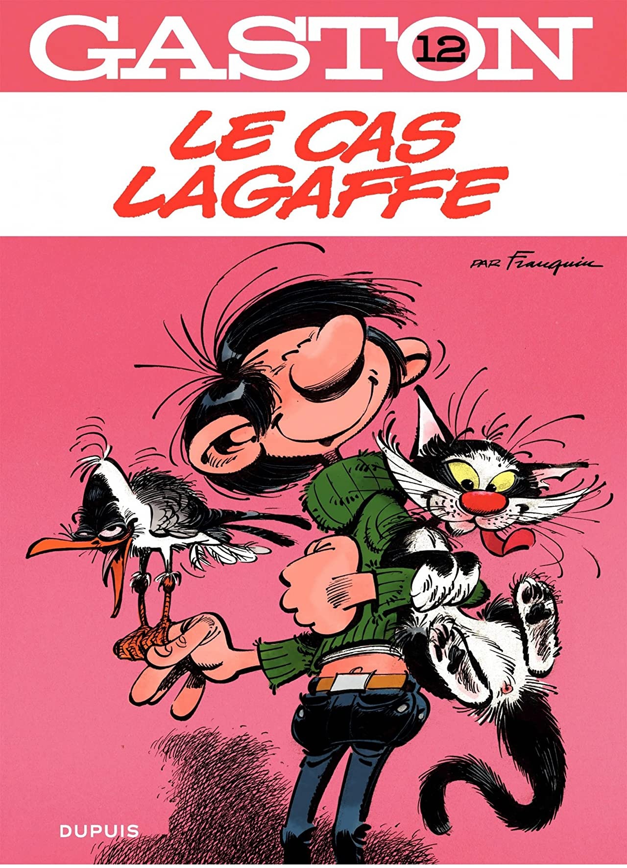 Gaston Vol. 12: Le cas Lagaffe
