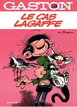Gaston Vol. 12: Le cas Lagaffe