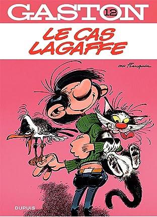 Gaston Tome 12: Le cas Lagaffe