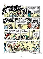 Gaston Vol. 14: Gaffes, bévues et boulette