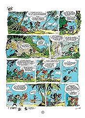 Gaston Vol. 17: La saga des gaffes