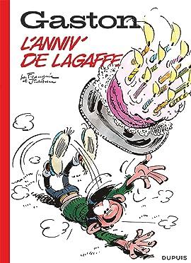 Gaston hors-série 60 ans: L'anniv' de Lagaffe
