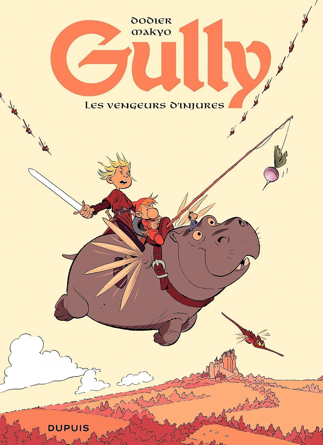Gully Vol. 1: Les vengeurs d'injures